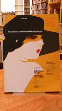 Edited by Pamela Johnson. The Journal of Decorative Propaganda Arts – Summer 199