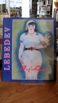 Lebedew, Malerei, Graphik 1920-1930er Jahre – Aus der Sammlung des Staatlichen R