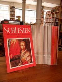 Schlesien – Niederschlesien, Oberschlesien, Sudetenschlesien – Kunst, Wissenscha