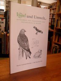 Vogel und Umwelt – Zeitschrift für Vogelkunde und Naturschutz in Hessen – Band 8
