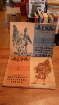 Fahnen- und Standarten-Träger – : Alva Cigaretten[-Bilder] 2: […],