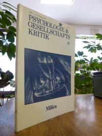 Initiative Kritischer Psychologen e.V., Milieu,