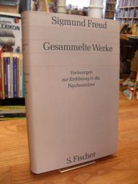 Freud, Gesammelte Werke – Band 11 – Vorlesungen zur Einführung in die Psychoanal