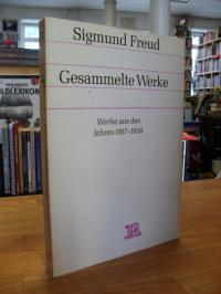 Freud, Gesammelte Werke – Band 12 – Werke aus den Jahren 1917-1920,