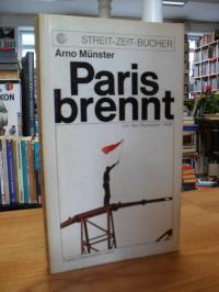 Münster, Paris brennt – Analysen, Fakten, Dokumente – Die Mai-Revolution 1968,
