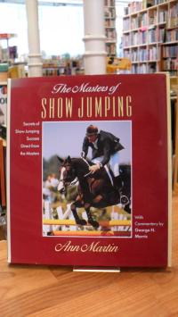 Martin, The Masters of Show Jumping,