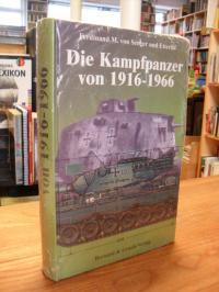 Die Kampfpanzer von 1916 – 1966,