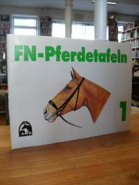 Deutsche Reiterliche Vereinigung (fn) FN-Pferdetafeln – Mappe 1,