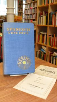 Spanisch/ Chérel, Spanisch ohne Mühe – Tägliche Methode 'Assimil',
