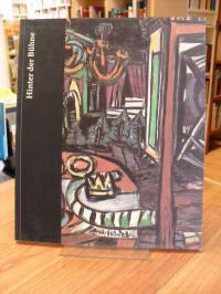 Beckmann, Hinter der Bühne, Backstage, Max Beckmann, 1950 – Eine Neuerwerbung de