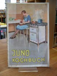 JUNO GASKOCHER, Juno Kochbuch mit Anleitung für Juno Gaskocher, Gasherde, kombin