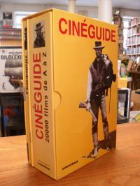 Leguèbe Eric, Cinéguide, Coffret En 3 Volumes – Tome 1, 20 000 Films De A à Z –