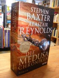 Baxter, Die Medusa Chroniken – Roman,
