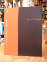 Demand, Thomas Demand – Karl-Schmidt-Rottluff Stipendium,