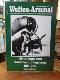 Höhenjagd- und Höhenkampfflugzeuge bis 1945,
