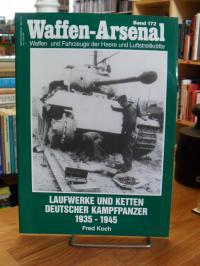 Koch, Laufwerke und Ketten deutscher Panzerkampfwagen 1935 – 1945,