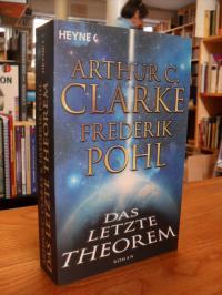 Clarke, Das letzte Theorem – Roman,