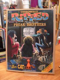shelton: Thoroughly Ripped With The Fabulous Furry Freak Brothers … And Fat