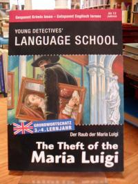 Pannhausen, Young Detectives´ Language School – The Theft of the Maria Luigi – D