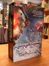 Corey, Nemesis Spiele – Roman,