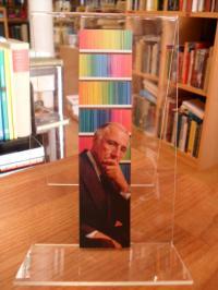 Suhrkamp Verlag / fürst & iven autorenbuchhandlung, original Lesezeichen zur edi