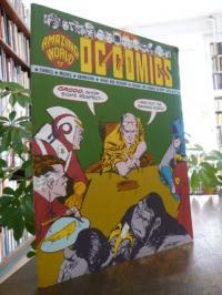 Infantino, Amazing World of DC Comics: Comics, Movies, News and Reviews, Behind