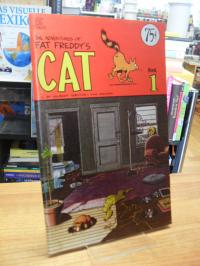Shelton, The Adventures of Fat Freddy's Cat – Book. 1,