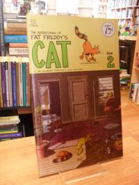 Shelton, The Adventures of Fat Freddy's Cat – Book. 2,