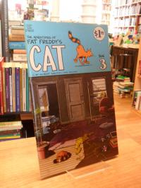 Shelton, The Adventures of Fat Freddy's Cat – Book. 3,