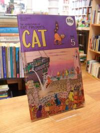 Shelton, The Adventures of Fat Freddy's Cat – Book. 5,