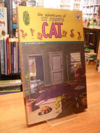 The adventures of Fat Freddy's cat,