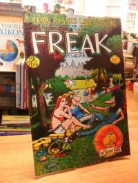 A Year Passes Like Nothing with the Fabulous Furry Freak Brothers,