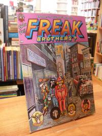 Shelton, Brother Can You Spare $1 for the Fabulous Furry Freak Brothers