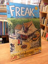Shelton, The Fabulous Furry, Freak Brothers In Grass Roots – Plus Fat Freddys Ca
