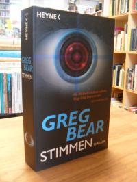 Bear, Stimmen – Roman,