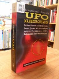 Lammer, UFO-Nahbegegnungen – Unidentifizierbare Flugobjektehinterlassen Spuren: