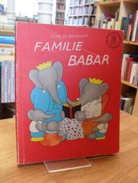 Brunhoff, Familie Babar,