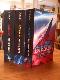 Gibson, Shoal – Trilogie – Lichtkrieg / Lichtzeit / Lichtraum (= alles),