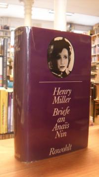 Miller, Briefe an Anaïs Nin,