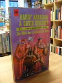 Harrison, Bill, der galaktische Held – Die Welt der zehntausend Bars – [Band 5],
