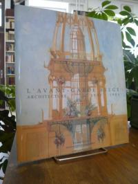 Hennaut, L'Avant-garde belge 1880-1900 – Architecture,