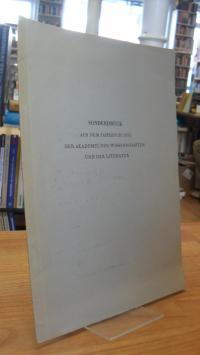 Usinger, Paul Valéry (signiert),