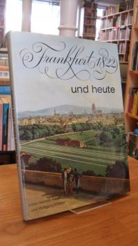 Klötzer, Frankfurt 1822 und heute,