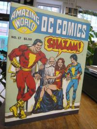 Infantino, Amazing World of DC Comics: [Special Issue:] Shazam!, Vol. 5, 1978, (