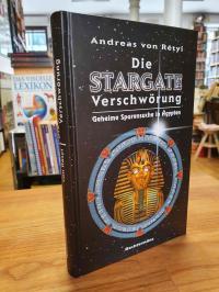 Retyi, Die Stargate Verschwörung – Geheime Spurensuche in Ägypten,