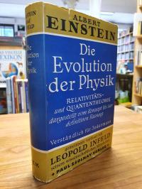 Einstein, Die Evolution der Physik,