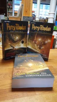 Borsch, Perry Rhodan – Pan-Thau-Ra – 3 Bände (= alles),