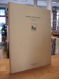 Dorne, Famous Artists-Kurs – fa, Lektionen 9 bis 16,