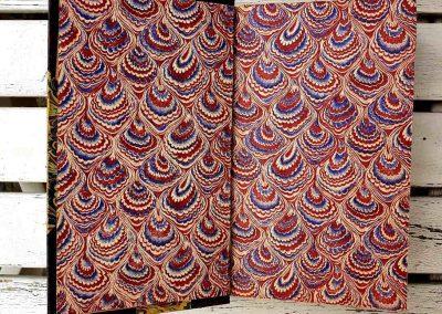 Musterpapiervorsatz